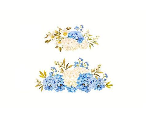 132 Best Watercolor Flower Clip Art Images On Pinterest