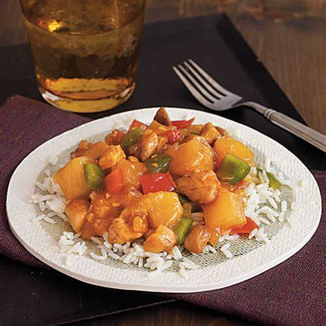 cooking light slow cooker recipes sweet and sour chicken summer slow cooker recipes