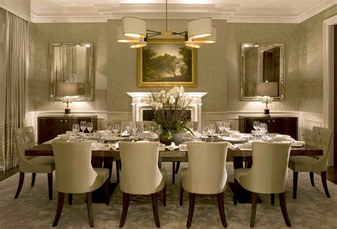 Dining Room Decor Ideas Pictures Formal Dining Room Decor Ideas The Interior Design Inspiration Board