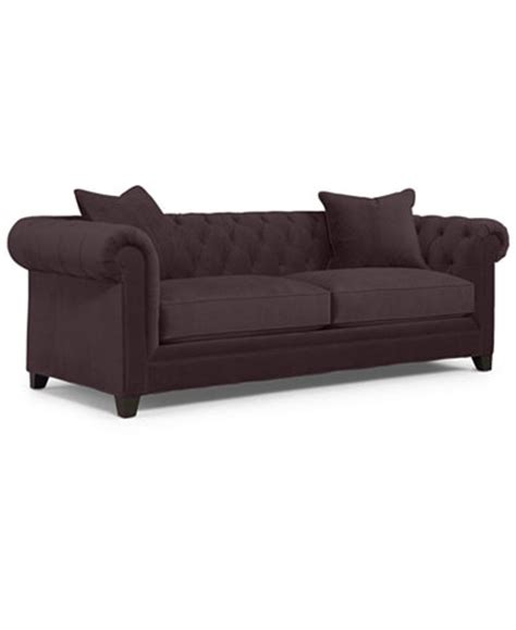 Martha Stewart Saybridge Sofa Colors by Martha Stewart Collection Saybridge Fabric Sofa Custom