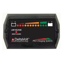 Pro Charging Systems 12 Volt Battery Fuel Gauge - BFG12V