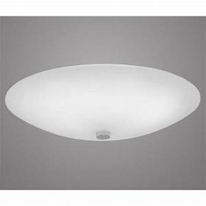 Large round ceiling lights : Eglo platon ceiling light round simple
