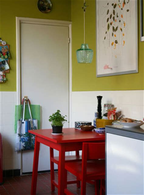 media pared de  color marcelina