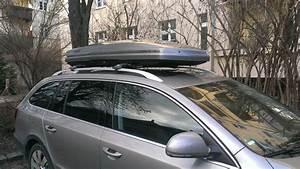 Thule Dachträger Mit Dachbox : auto zu klein kein problem dank thule dachboxen dachtrger ~ Kayakingforconservation.com Haus und Dekorationen