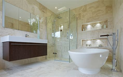 luxury contemporary modern bathrooms designs