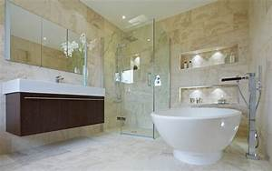 Luxury, Contemporary & Modern New Bathrooms Designs London