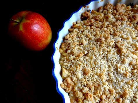cuisiner couscous recette du crumble sans gluten pommes abricot gingembre
