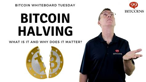 The next bitcoin (btc) halving is likely to occur in may 2020 and could have a dramatic impact on the bitcoin halves due to the design of its software, which was created by a mysterious person or while satoshi hasn't explicitly explained the reasons behind halvings, many have speculated that. The Bitcoin Halving Explained - TokenTuber