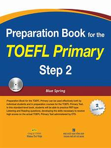 Audio  Preparation Book For The Toefl Primary  Step 2
