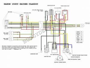 Twister Hammerhead 150 Wiring Diagram