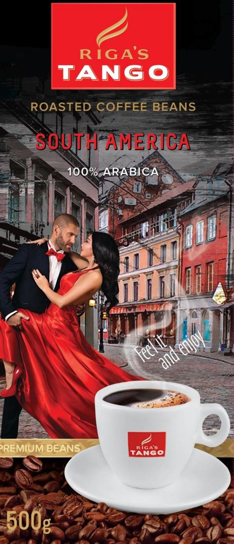 "Rīgas Tango ""Dienvidamerika"