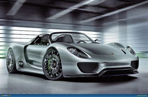 Ausmotive Com Geneva Porsche 918 Spyder With Hybrid Drive