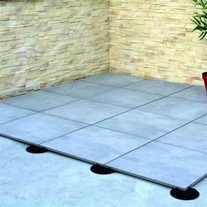 Plot Reglable Terrasse : plot de terrasse r glable en hauteur de 8 20 mm plot ~ Edinachiropracticcenter.com Idées de Décoration
