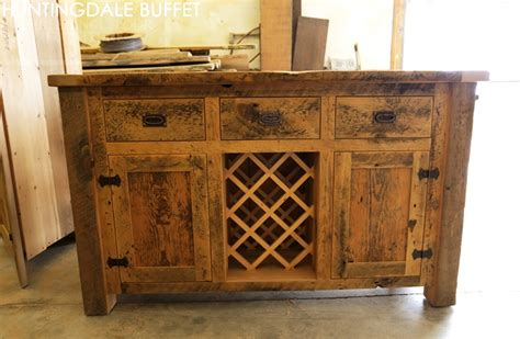 kitchener wine cabinets reclaimed wood buffet wine rack in kitchener ontario home 3538