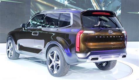 2020 Kia Telluride Mpg by 2020 Kia Telluride Specs Review Interior Price Concept