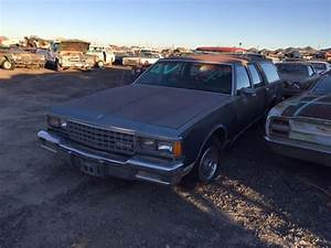 1984 Chevrolet Caprice 4dr Station Wagon (#84CH2282D
