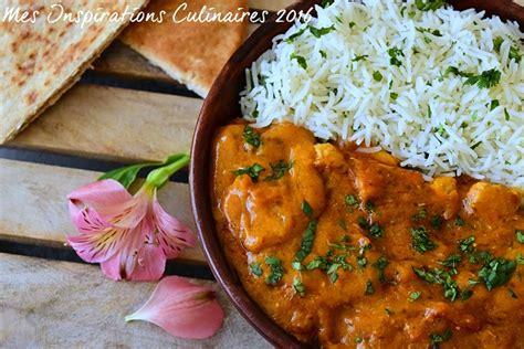 recette cuisine indienne le butter chicken recette indienne le cuisine de samar