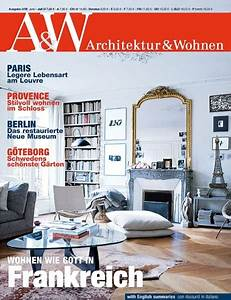 Www Wohnen Magazin De : a w architektur wohnen abo architektur wohnen ~ Lizthompson.info Haus und Dekorationen