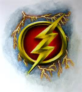 Cool Flash Logo Drawings