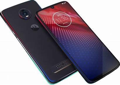 Moto Z4 Motorola Smartphone Flagship Snapdragon Mobile
