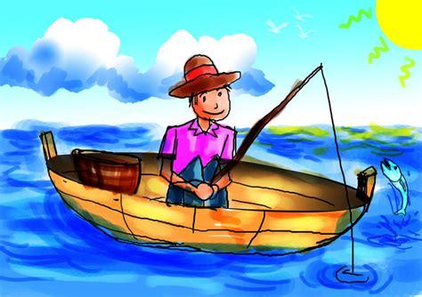Gambar Nelayan Animasi Untuk Anak Sd Gambar Animasi Nelayan Drone Fest
