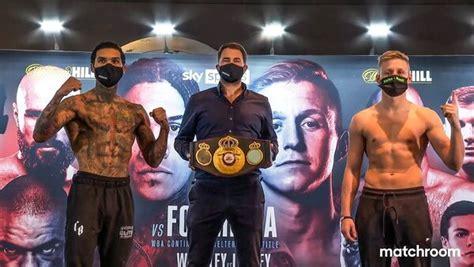 SecondsOut Boxing News - Videos - Conor Benn vs Sebastian ...