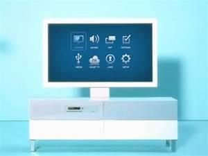 Meubles Ikea France : ikea lance une gamme de meubles avec t l viseur int gr ~ Teatrodelosmanantiales.com Idées de Décoration