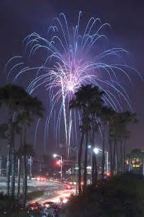 Long Beach July 4th Fireworks