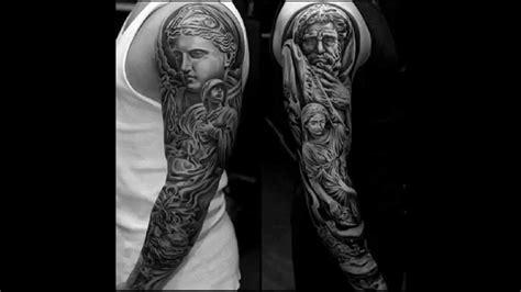 full sleeve tattoos youtube