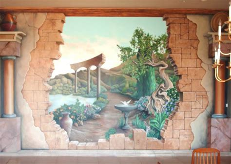 Italian Wall Murals ? TEDX Designs : The Best of Tuscan
