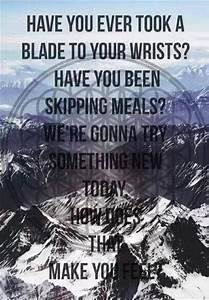 BMTH lyrics! | BMTH | Pinterest | Bring Me the Horizon ...