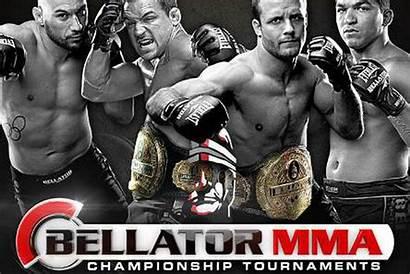 Bellator Mma Tv Spike Debut Jan Et