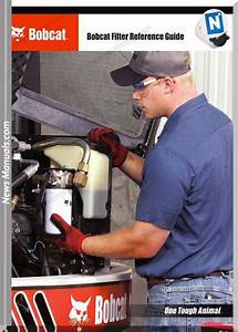 Bobcat Filter Reference Guide Manuals