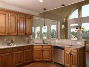 Kitchen Color Scheme Light Maple Cabinet Home Modern Kitchen Paint Colors With Oak Cabinets