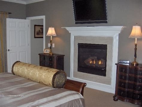 Master Bedroom With Fireplace by Vogelsong Master Bedroom Fireplace Home