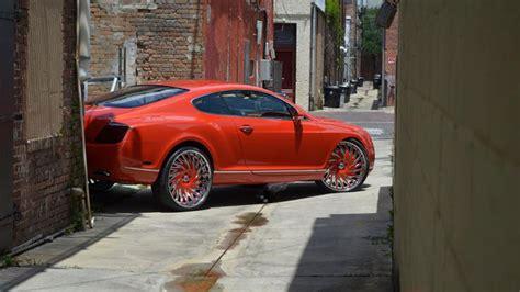 bentley continental gt  asanti wheels rides magazine