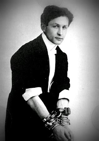 "Harry Houdini: ""The Man And His Many Myths"""