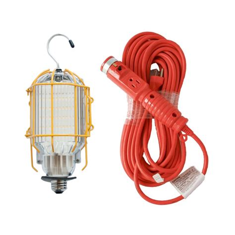 led trouble light led premium work light combo with 50 cord trouble free