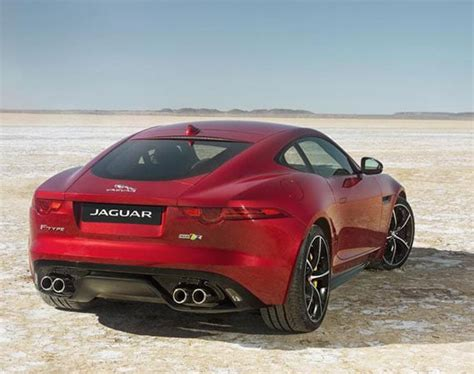 jaguar adds  wheel drive    type  coupe tom