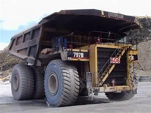 Caterpillar 797B   Tractor & Construction Plant Wiki ...