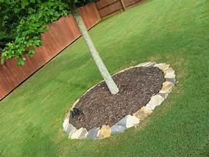 Diy, Circular, Natural, Stone, Border, For, Formal, Gardens