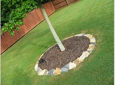 How to Landscaping Around Trees