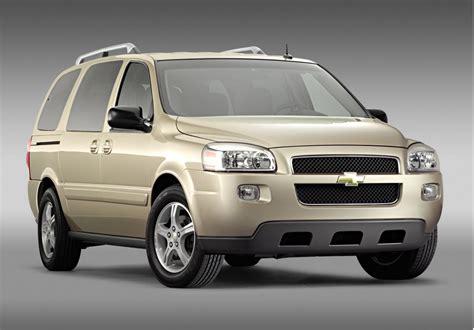 2005 Chevrolet Uplander (chevy) Picturesphotos Gallery