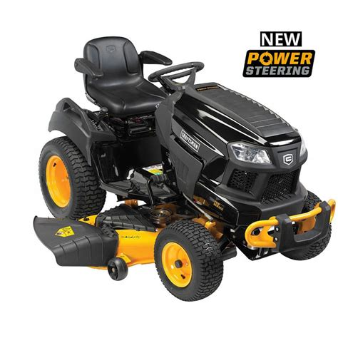 Garden Tractor by 2016 Craftsman Garden Tractor Line Up You Will Really