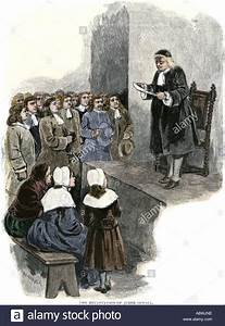 Recantation Of Judge Samuel Sewall After Salem Witch