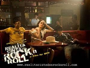 """sinopsis film """" realita cinta dan rock 'n roll """" ~ yang ..."""