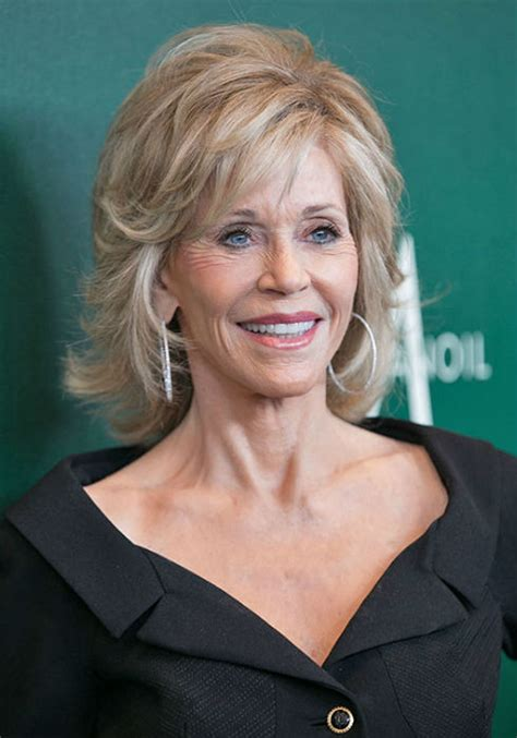 Jane Fonda Haircuts: Shaggy Bobs, Womanly Waves and the