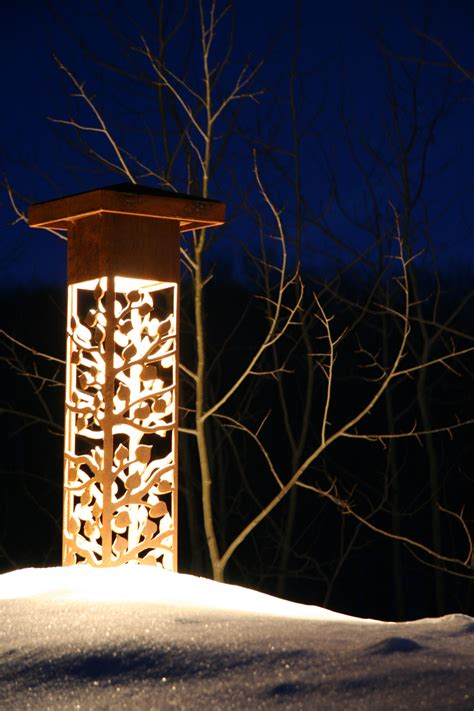 unique lighting ideas 100 best ideas about unique outdoor lighting theydesign