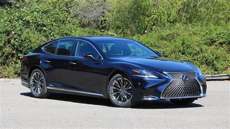 Lexus Ls 2018 by 2018 Lexus Ls 500h Review Because There Has To Be A Hybrid