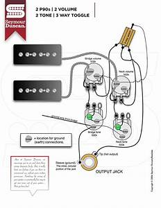 3 Way Toggle Guitar Switch Wiring Diagram